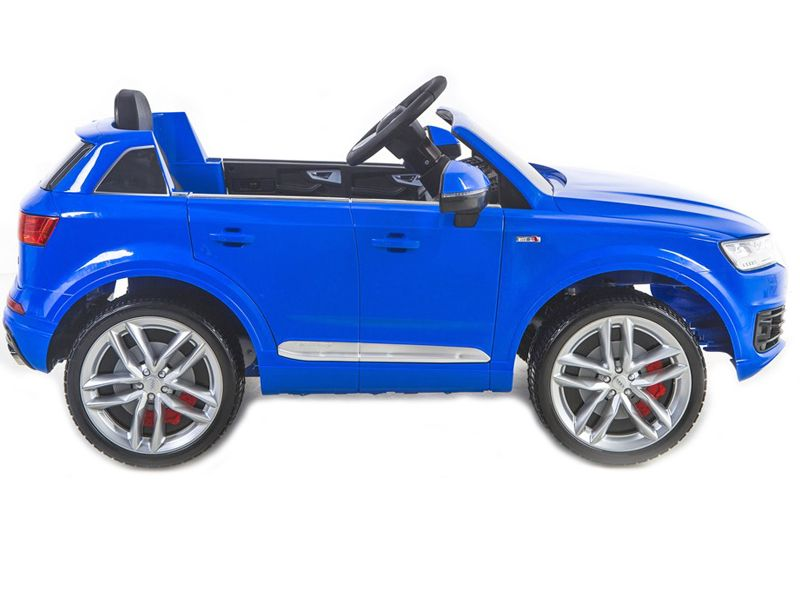 Audi Q7 kids electric ride on car 12v battery powered